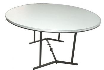 mesa redonda 695 neto macocel para 10 personas en